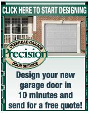 Designer Badge  sc 1 th 223 & Precision Garage Door The Greater Boston Metro Area   Repair u0026 New ...