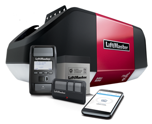 Liftmaster Garage Door Opener Model WLED